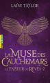 Couverture Le Faiseur de Rêves, tome 2 : La Muse des Cauchemars Editions Gallimard  (Pôle fiction) 2021
