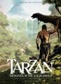 Couverture Tarzan : Seigneur de la jungle, tome 1 Editions Soleil 2021