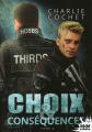 Couverture Thirds, tome 06 : Choix & conséquences Editions MxM Bookmark 2021