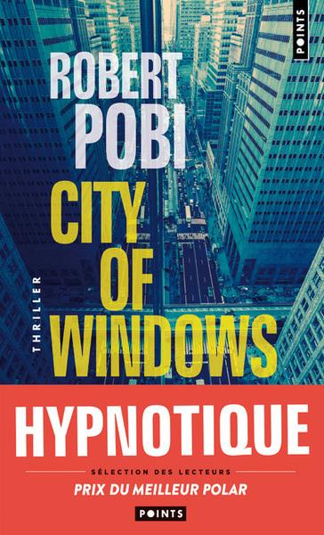 Couverture City of Windows