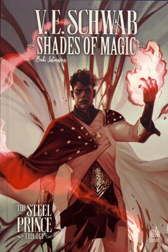 Couverture Shades of Magic : The Steel Prince Trilogy, tome 2