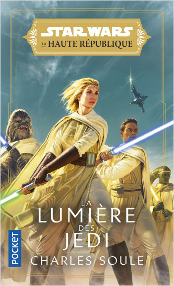 Couverture La Haute République : La Lumière des Jedi