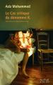 Couverture Le Cas critique du dénommé K. Editions Actes Sud (Sindbad) 2021