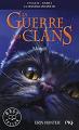 Couverture La guerre des clans, cycle 2 : La dernière prophétie, tome 1 : Minuit Editions Pocket (Jeunesse) 2011