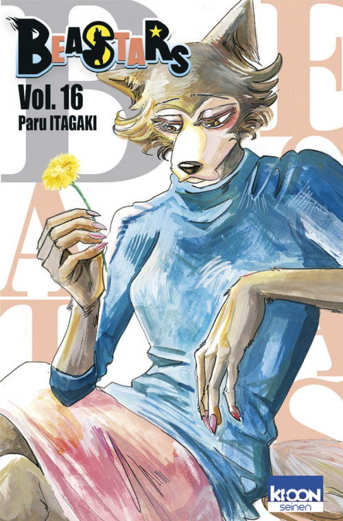 Couverture Beastars, tome 16