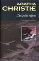 Couverture Dix petits nègres / Ils étaient dix Editions du Masque 1997