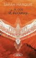 Couverture À dos d'oiseaux Editions Michel Lafon 2021
