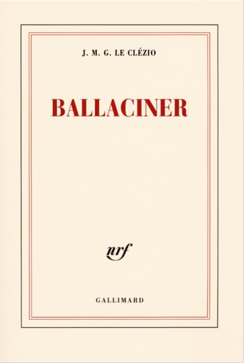 Couverture Ballaciner