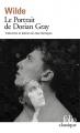 Couverture Le portrait de Dorian Gray Editions Folio  (Classique) 2021