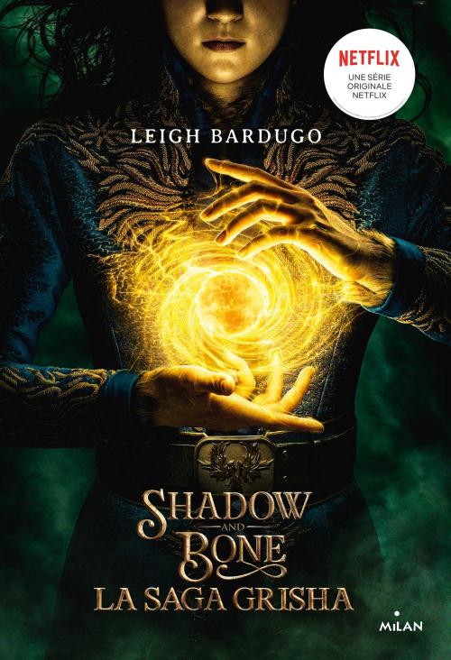 Couverture Grisha, tome 1 : Les orphelins du royaume / Shadow and Bone
