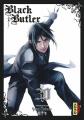 Couverture Black Butler, tome 30 Editions Kana (Dark) 2021