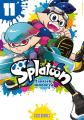 Couverture Splatoon, tome 11 Editions Soleil (Manga - Shônen) 2021