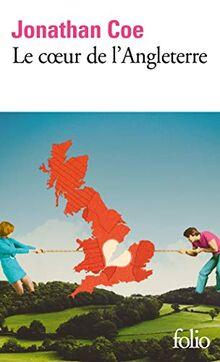 Couverture Le cœur de l'Angleterre