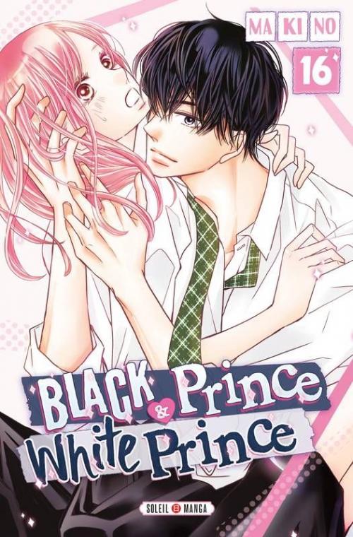 Couverture Black Prince & White Prince, tome 16