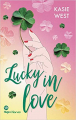 Couverture Lucky in love Editions Hugo & cie (New way) 2021