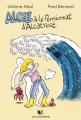 Couverture Alcie & le pensionnat d'Alcatroce Editions Robert Laffont (R - Jeunesse) 2021