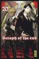 Couverture Seraph of the End, tome 20 Editions Kana (Shônen) 2021
