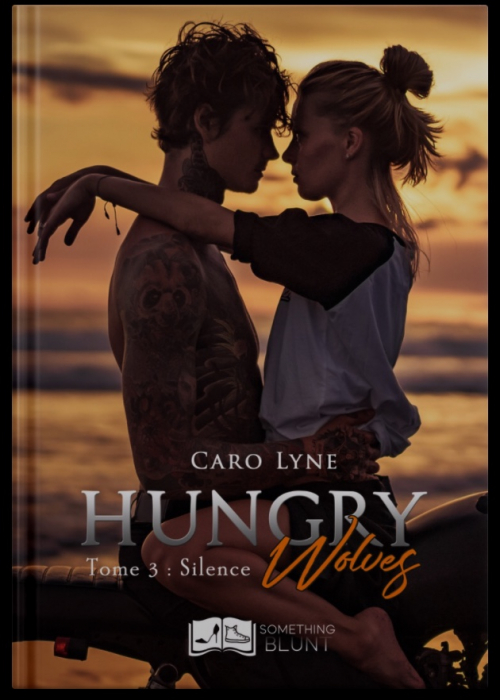 Couverture Hungry Wolves : silence