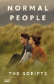 Couverture Normal People : The scripts Editions Faber & Faber 2020