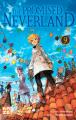 Couverture The Promised Neverland, tome 09 Editions Kazé (Shônen) 2019