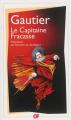 Couverture Le capitaine Fracasse Editions Garnier Flammarion 2014