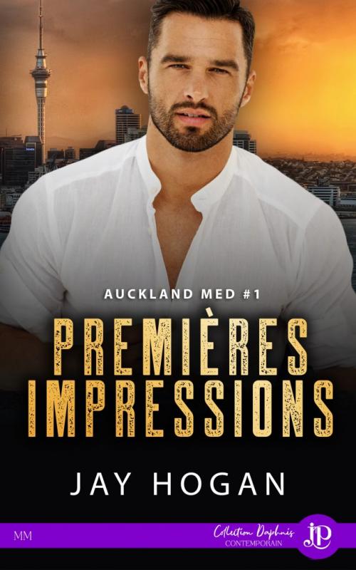 Couverture Auckland med, tome 1 : Premières impressions