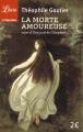 Couverture La morte amoureuse Editions Librio (Imaginaire) 2010