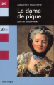Couverture La dame de pique Editions Librio 2003