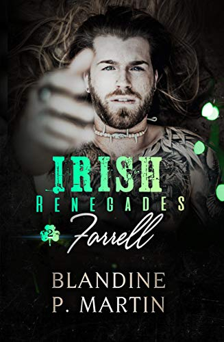 Couverture Irish Renegades, tome 2 : Farrell