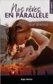 Couverture Nos reves en parallèle Editions Hugo & cie (New romance) 2021