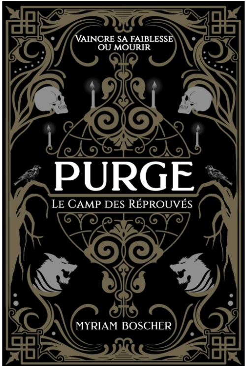 Couverture Purge: Le camp de Réprouvés
