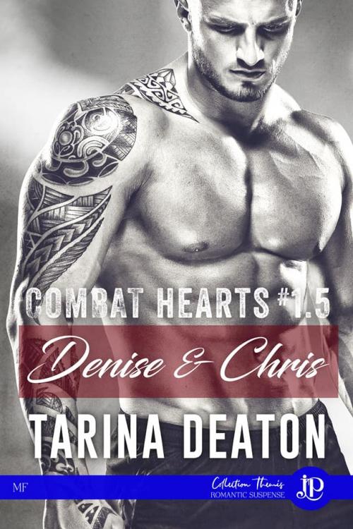Couverture Combat hearts, tome 1.5 : Denise & Chris