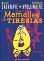 Couverture Les Mamelles de Tirésias Editions Le Pythagore 2003