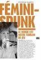 Couverture FéminiSpunk Editions Zones 2021