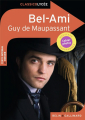 Couverture Bel-Ami Editions Belin / Gallimard (Classico - Lycée) 2019