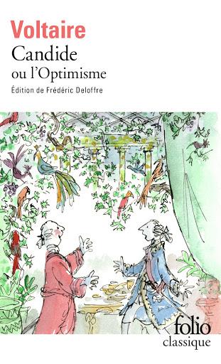Couverture Candide / Candide ou l'Optimisme