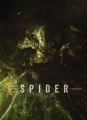 Couverture Spider, tome 2 : Wonderland Editions Soleil 2021