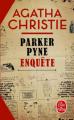 Couverture Mr Parker Pyne /  Parker Pyne enquête Editions Le Livre de Poche (Policier) 2018