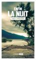 Couverture Enfin la nuit Editions L'Atalante (Poche) 2021