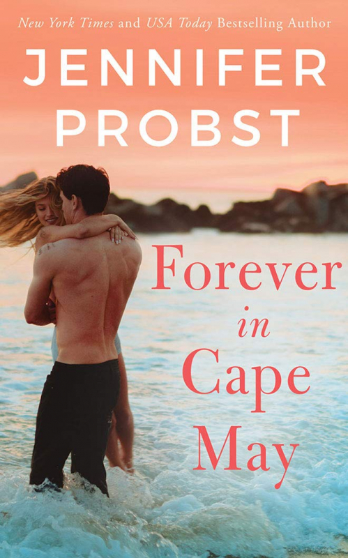 Couverture The Sunshine Sisters, book 3: Forever in Cap May