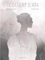 Couverture Le désert d'Ata  Editions Actes Sud (BD) 2021