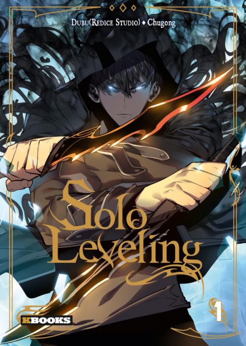 Couverture Solo Leveling, Season 1