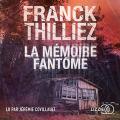 Couverture Lucie Hennebelle, tome 2 : La mémoire fantôme Editions Lizzie 2020