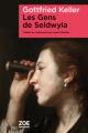 Couverture Les gens de Seldwyla Editions Zoe 2020