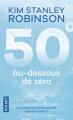 Couverture 50° au-dessous de zéro Editions Pocket 2011