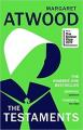 Couverture Les testaments Editions Vintage 2020