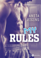 Couverture My rules Editions Addictives (Luv) 2021