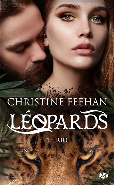 Couverture Léopards, tome 1 : Rio