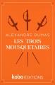 Couverture Les Trois Mousquetaires Editions Kobo (Originals) 2009