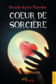 Couverture Coeur de sorcière, tome 1 Editions Jets d'encre 2019